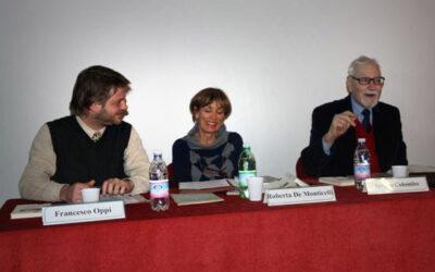 Francesco Oppi – su Gianfranco Draghi nel 2012